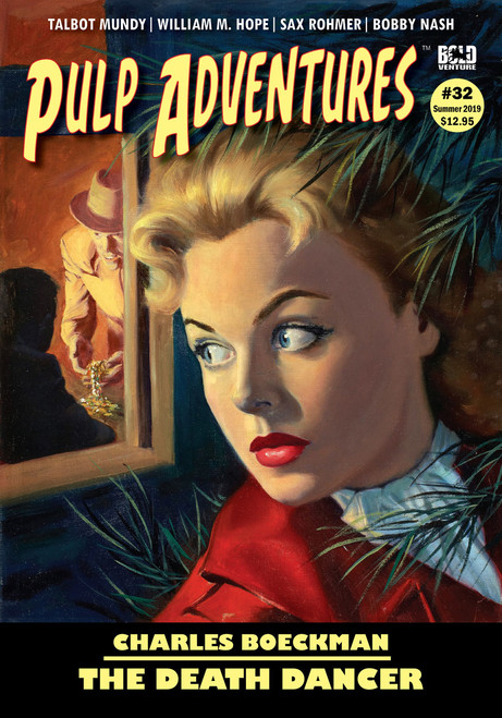 Pulp Adventures #32 (eBook)