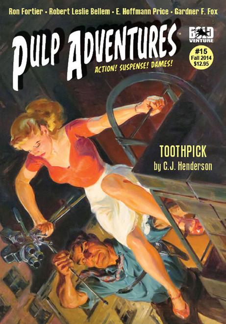 Pulp Adventures #15 (eBook)