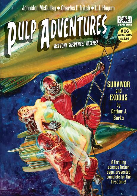 Pulp Adventures #16 (eBook)