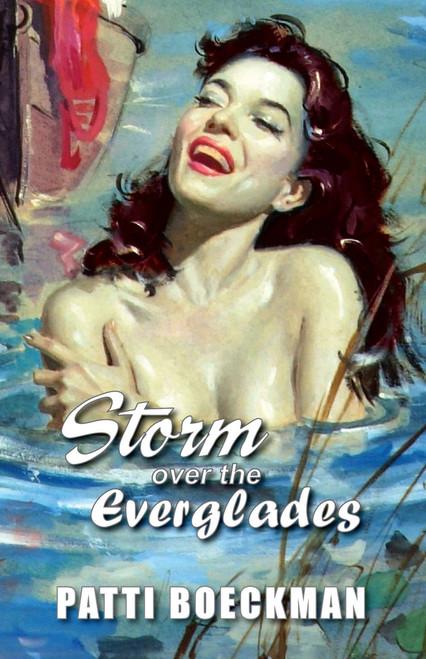 Storm Over the Everglades x