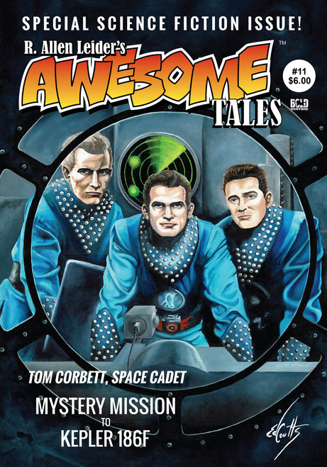 Awesome Tales #11: Mystery Mission to Kepler 186f (eBook)