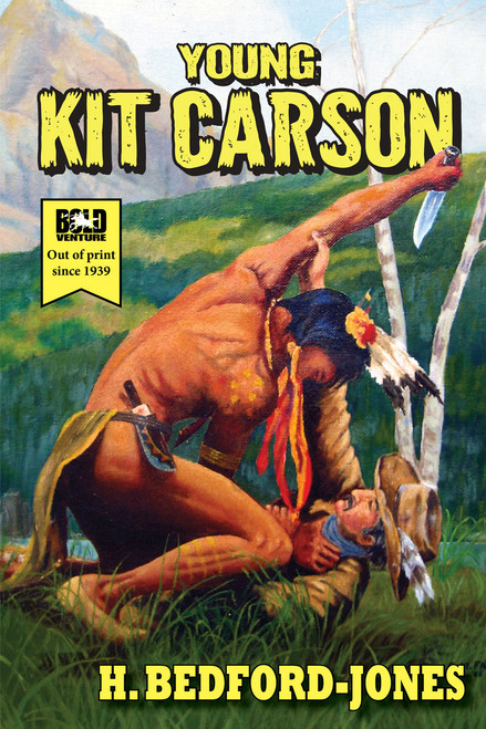 Young Kit Carson (eBook)