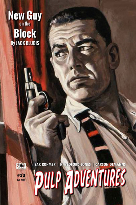 Pulp Adventures #33 (eBook)