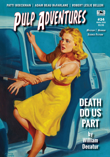 Pulp Adventures #34 (eBook)