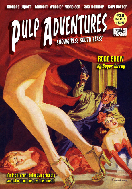 Pulp Adventures #19 (eBook)