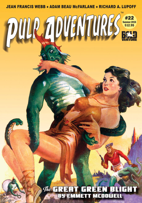 Pulp Adventures #22 (eBook)