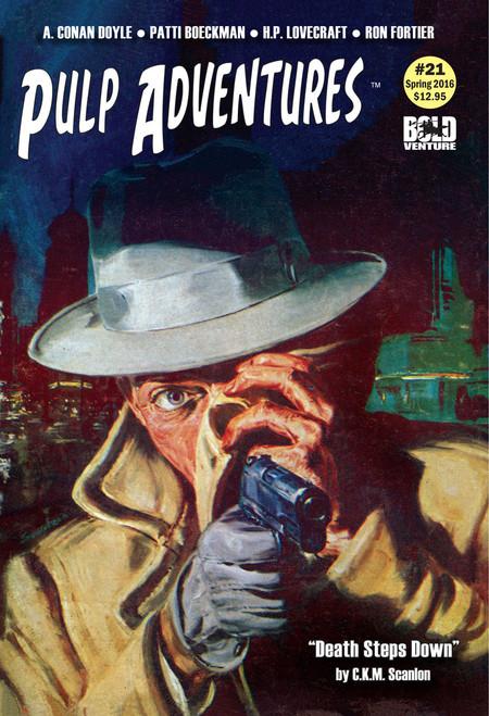 Pulp Adventures #21 (eBook)