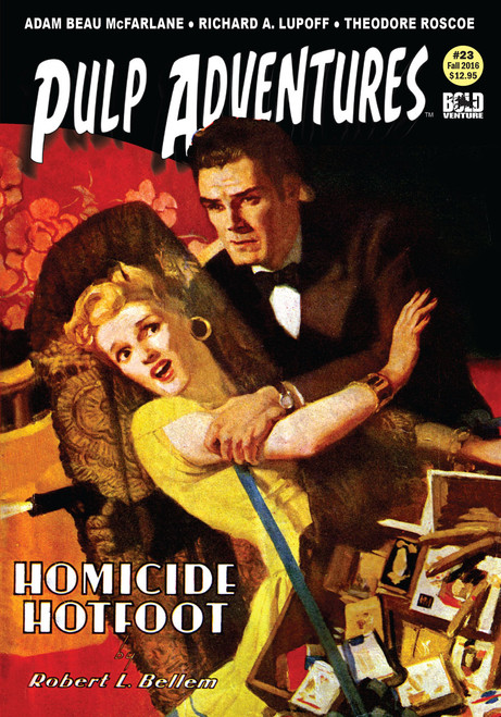 Pulp Adventures #23 (eBook)