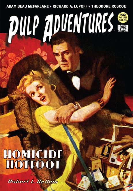 Pulp Adventures #23 (eBook)