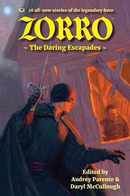 Zorro: The Daring Escapades (eBook)