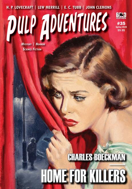 Pulp Adventures #35