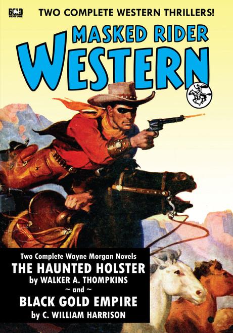The Masked Rider #1 (eBook)