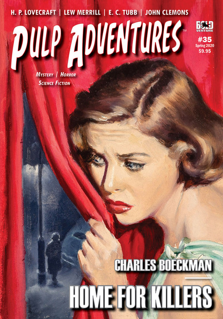 Pulp Adventures #35 (ebook)