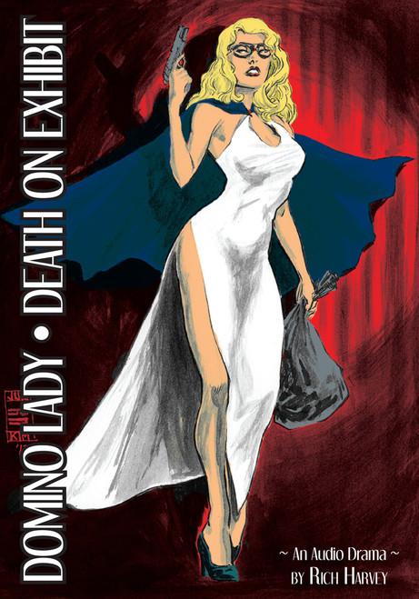 Domino Lady: Death On Exhibit