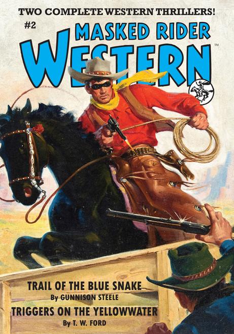 The Masked Rider #2 (eBook)