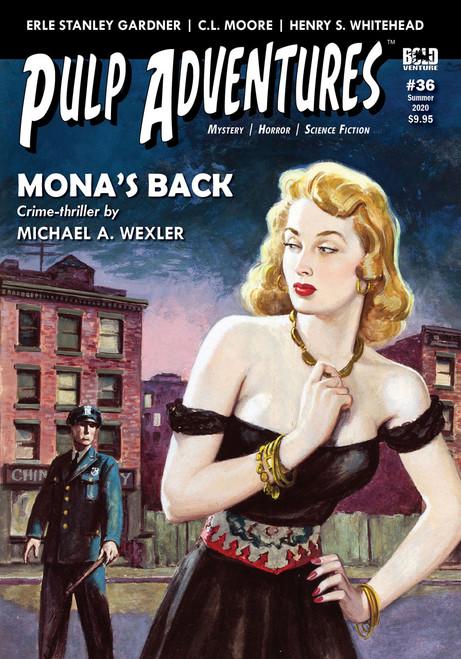Pulp Adventures #36 (eBook)