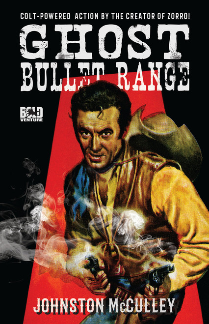 Ghost Bullet Range (eBook)