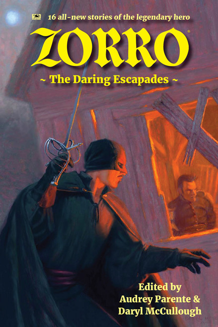 Zorro: The Daring Escapades (SIGNED)