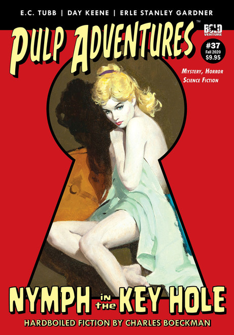 Pulp Adventures #37 (eBook)