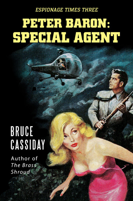 Peter Baron: Special Agent (eBook)