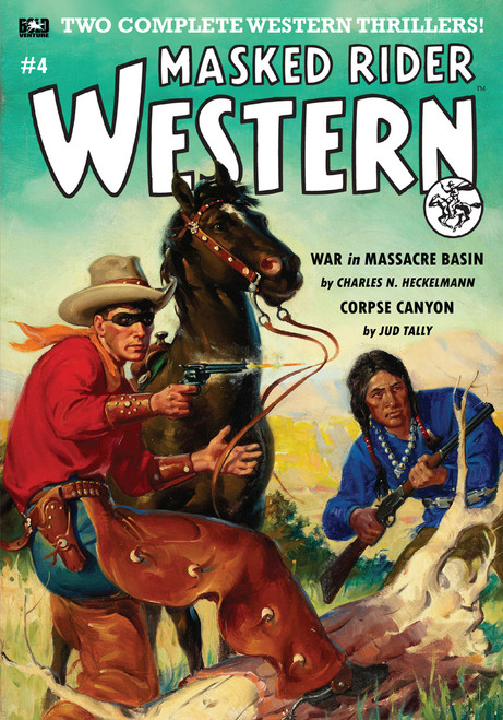 The Masked Rider #4 (eBook)