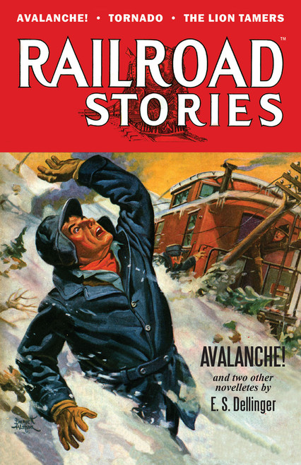 Railroad Stories #1: Avalanche! (eBook)