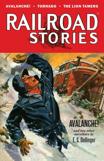 Railroad Stories #1: Avalanche! (eBook)