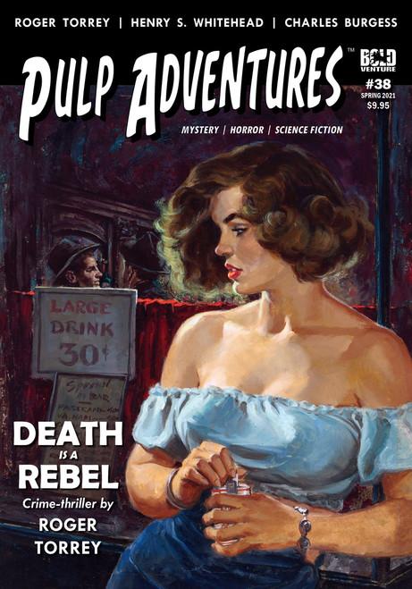 Pulp Adventures #38 (eBook)