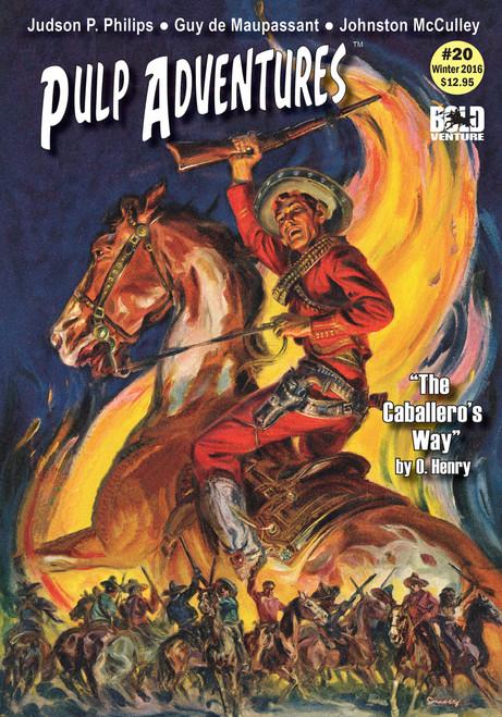 Pulp Adventures #20