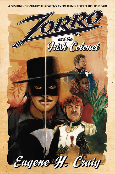 Zorro and the Irish Colonel