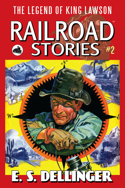 Railroad Stories #2: The Legend of King Lawson (eBook)