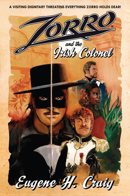 Zorro and the Irish Colonel (eBook)