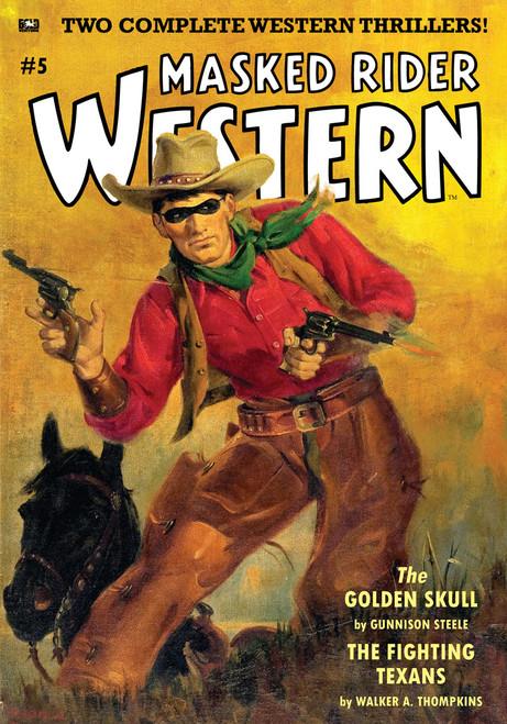 The Masked Rider #5 (eBook)