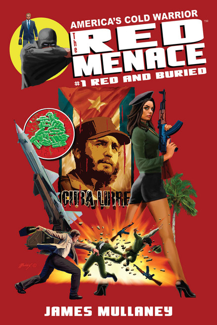 Red Menace #1: Red and Buried