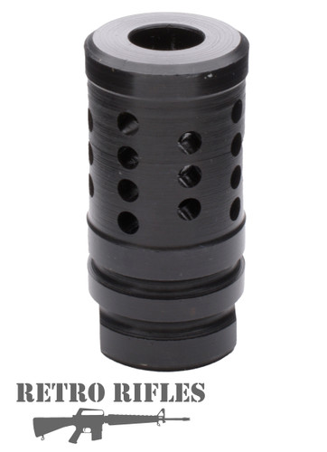 "308 Beehive 1.75"" Closed End Muzzle Brake"