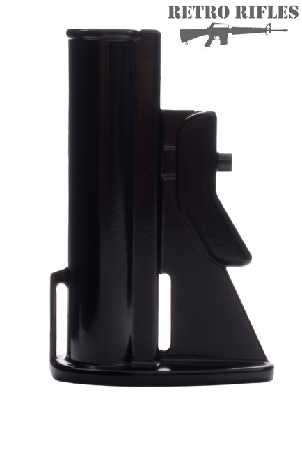 Coated Black Aluminum Stock - Only Comes in Semi-Gloss