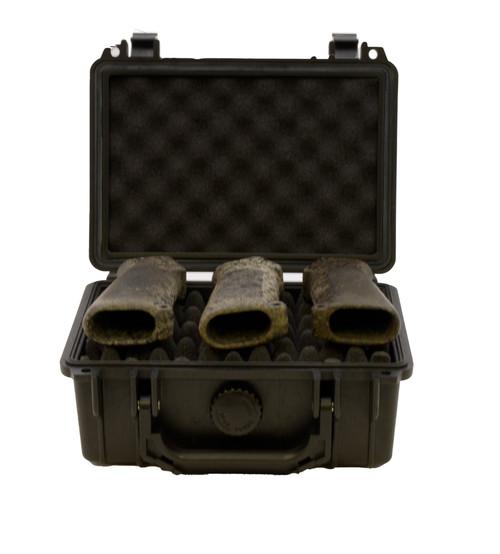 Water Resistant Hard Case-  (Pelican 1120 type)