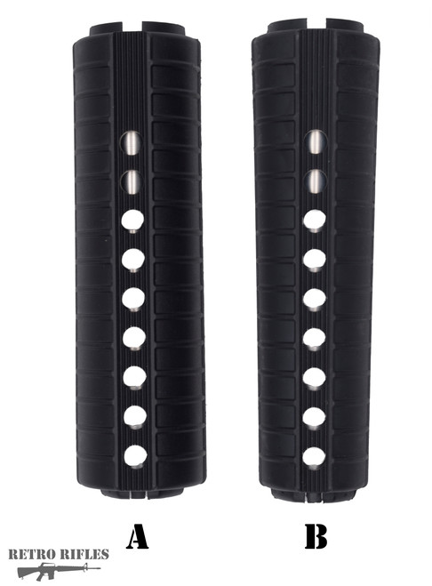 Mid Length Handguards Style A and B