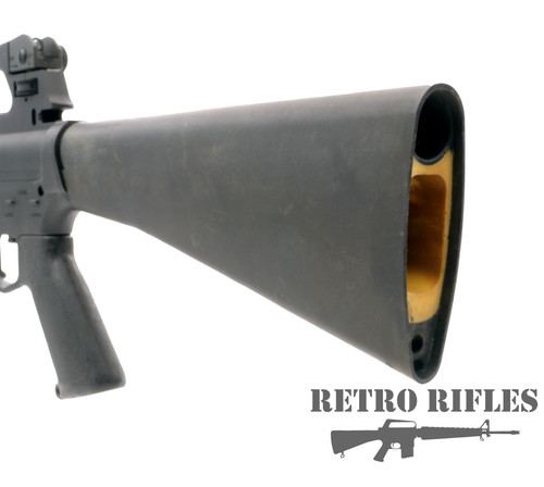 Colt M16A2 Stock -  Trap Door  Stripped
