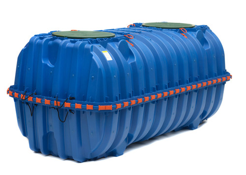 1287 Gallon Injection Molded Poly Underground Potable Storage Tank (IM-1280C)