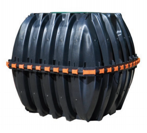 Infiltrator 552 Gallon Injection Molded Poly Underground Non-Potable Storage Tank (IM-540)