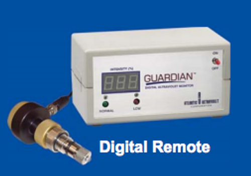 Digital Remote UV Monitor - Guardian