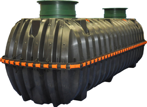 1287 Gallon Injection Molded Poly Underground Non-Potable Storage Tank (IM-1060)
