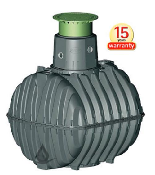 Graf Carat S 1700 Gallon Cistern - Underground Water Tank