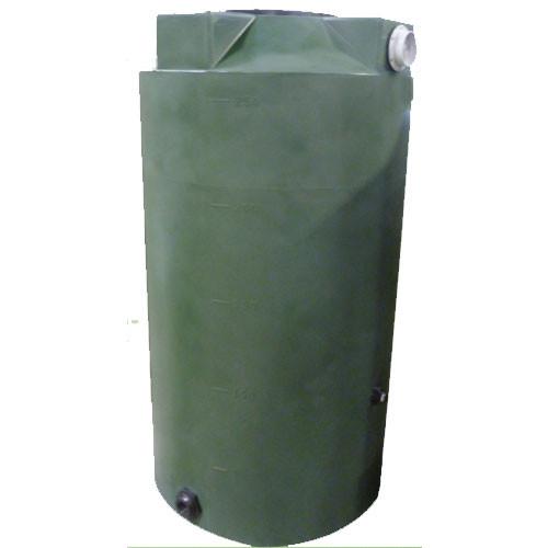 PM250RH - 250 Gallon Rain Harvesting Tank in Dark Green