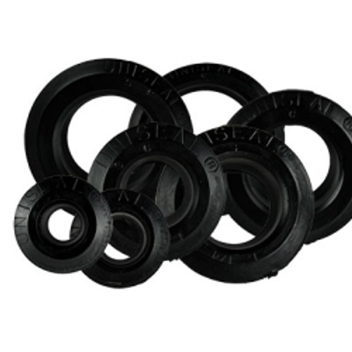 """Uniseal Pipe-to-Tank Seals 3"""" and 4"""""""