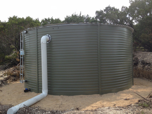 9,927 Gallon Pioneer Water Tank - Model XL08 (Mangrove) (PWT-XL08-MG)