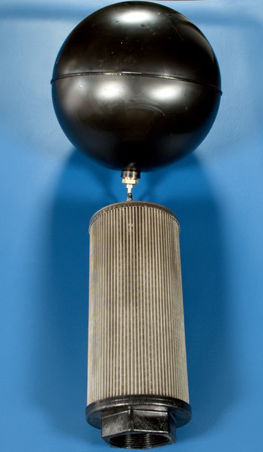 """2"""" Stainless Steel - In Tank - Floating Filter"""