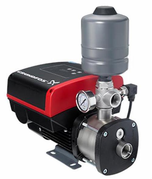 Grundfos CMBE 5 Booster - Constant Pressure Pump System 98548115, 98548116, CMBE 5-62 (220V, 2HP)