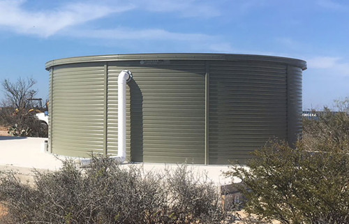 16,392 Gallon - Pioneer Water Storage Tank - Model XL13